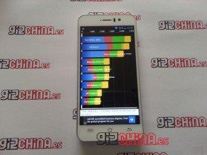 Test Quadrant JiaYu G4 Advanced