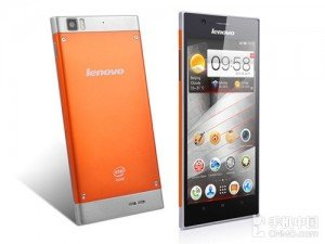 Lenovo K900 arancione
