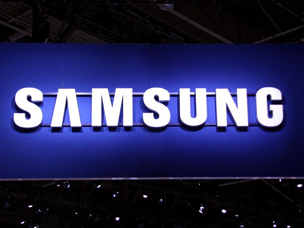 logotipo da samsung