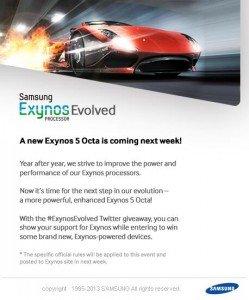 samsung Exynos Envolved