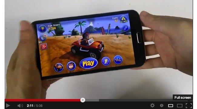 Goophone S4 Mega