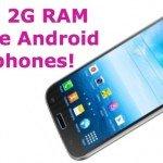 TOP 10 TELEFONI ANDROID CINESI CON 2GB DI RAM