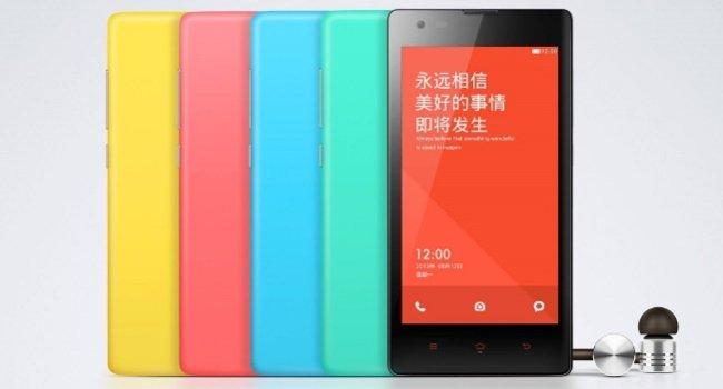 Xiaomi Hongmi 8-core