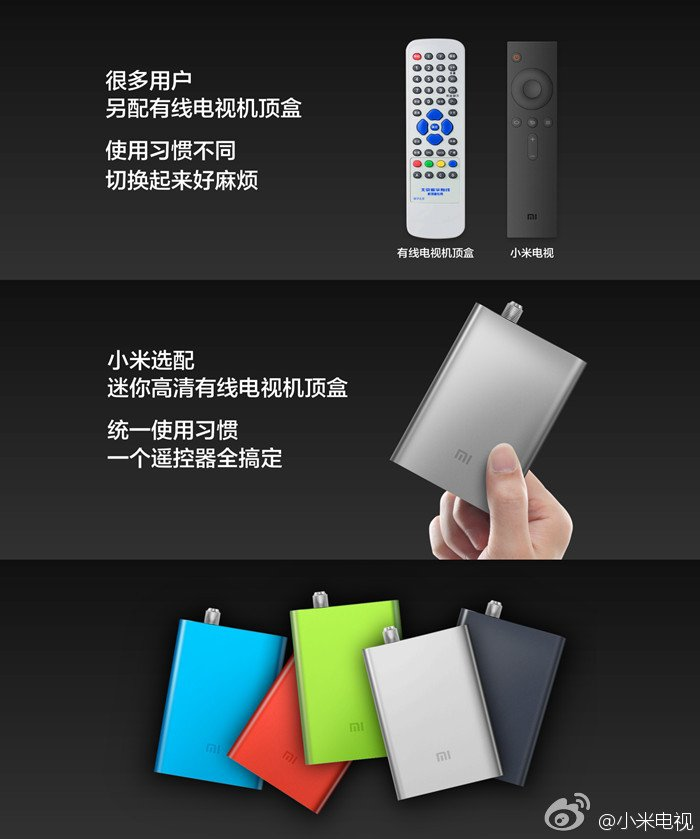 Xiaomi miTV 47 pollici
