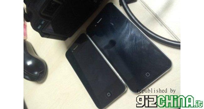 Prototipo dell'iPhone da 6 pollici