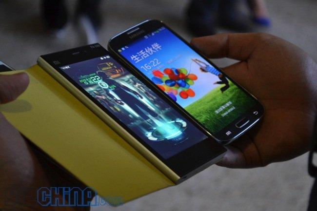 Xiaomi Mi3 hands-on