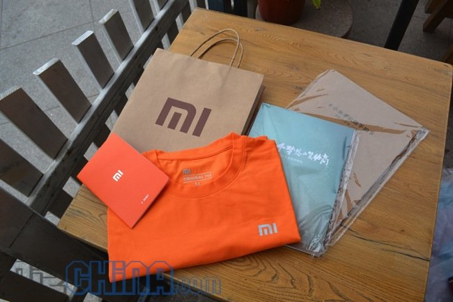 Xiaomi Goodie Bag