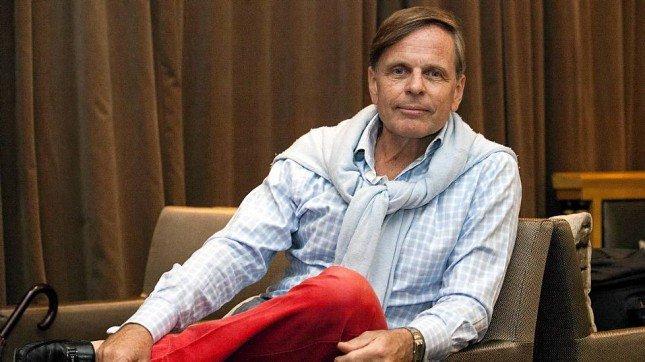CEO da Noka, Thomas Zilliacus