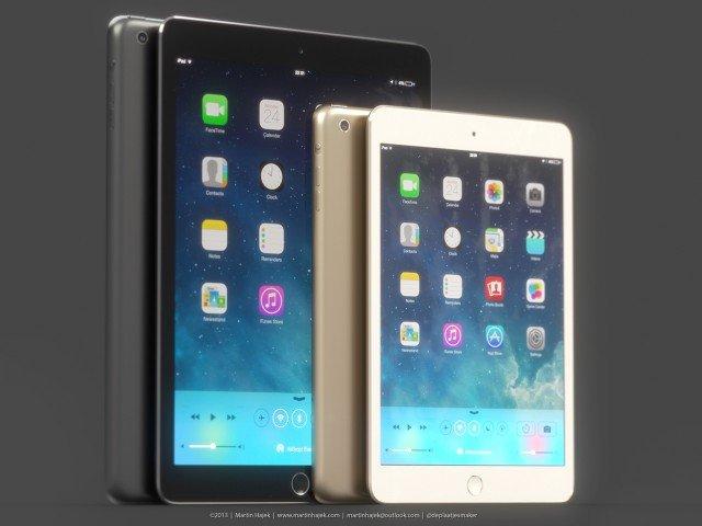 iPad Mini Gold 2