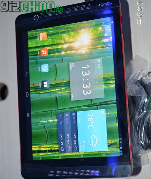 Ramos K2 tablet