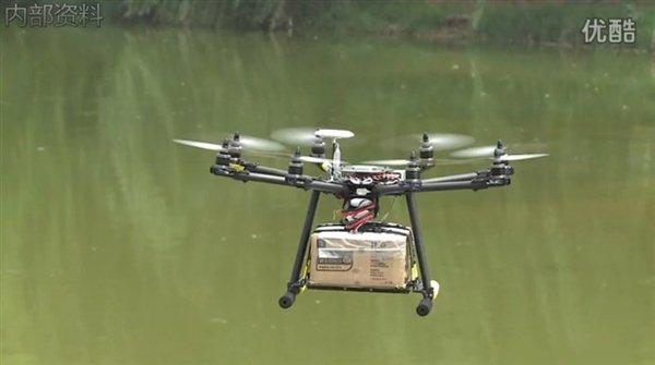 drone per consegne