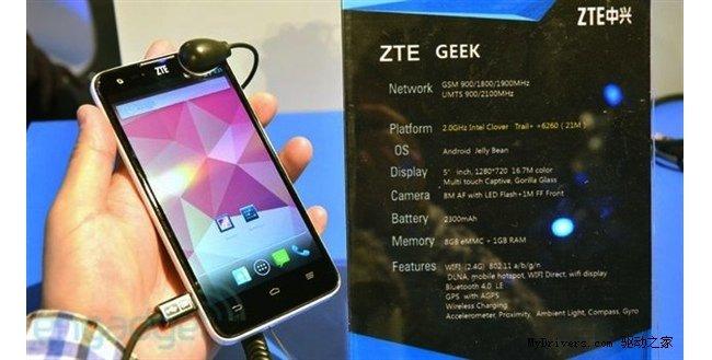 ZTE Geek