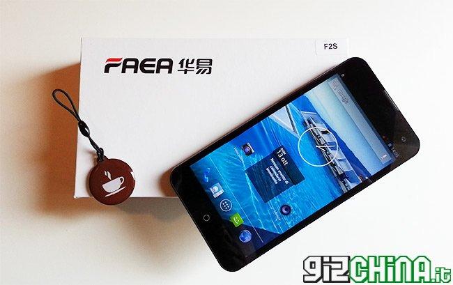 FAEA F2S UNBOXING