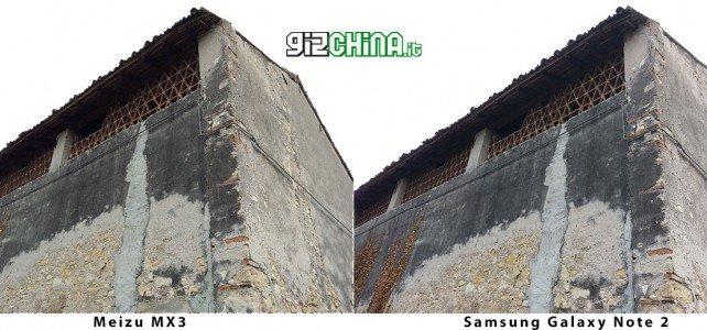Meizu MX3 vs Samsung Galaxy Note2