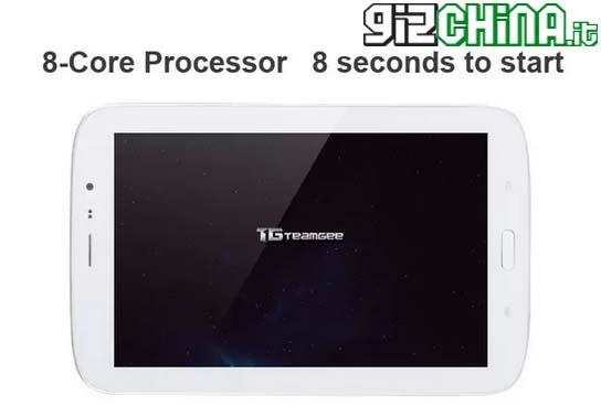 Goopad N8, alternativa 8core al Samsung Galaxy TAB 3