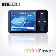 meizu mp3 player