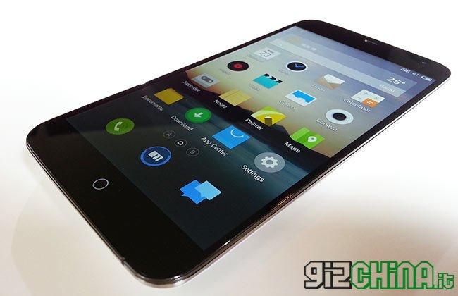 Meizu MX3 обзор Итальянский GizChina.it