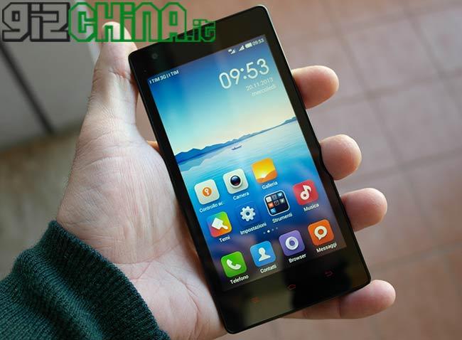 Pełna recenzja Xiaomi Hogmi UMTS po włosku GizChina.it