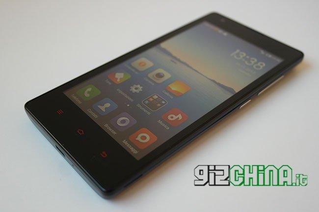 Xiaomi Hongmi UMTS unboxing by GizChina.it