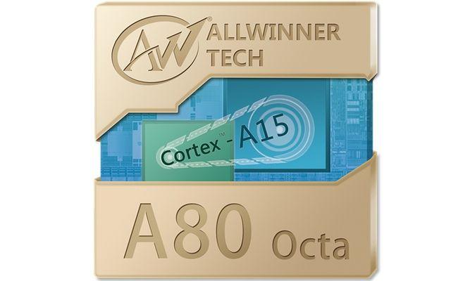 AllWinner A80 8-core A15