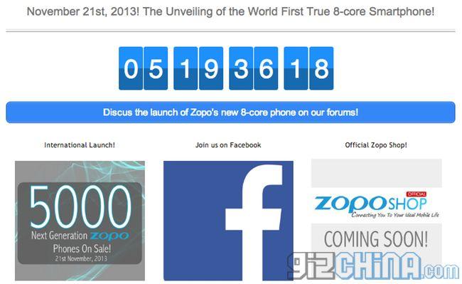 Countdown zopo