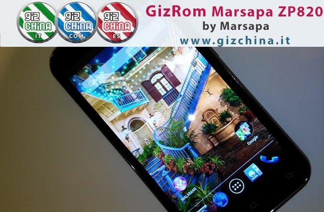 GizRom ZP820