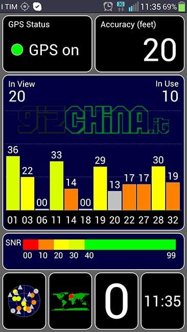 JiaYu S1 recensione GizChina.it