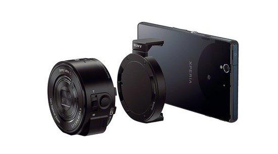 NFC lens