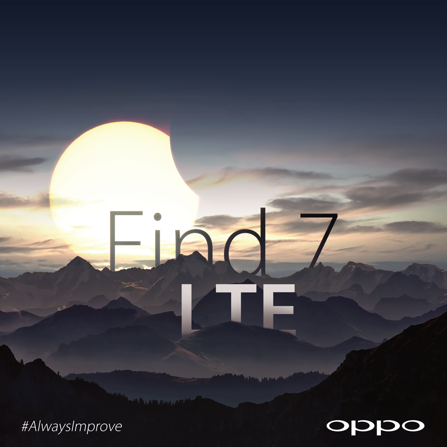 Oppo ENCONTRAR 7 Lte