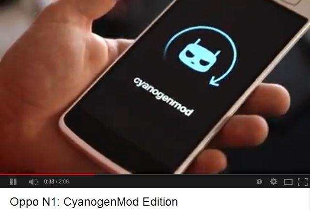 CyanogenMod Youtube Channel