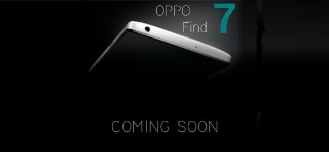 Oppo Encuentra 7