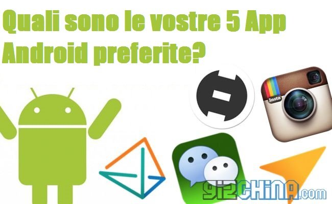 5 TOP APP ANDROID