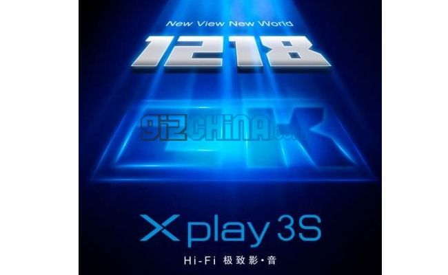 Live Xplay 3S