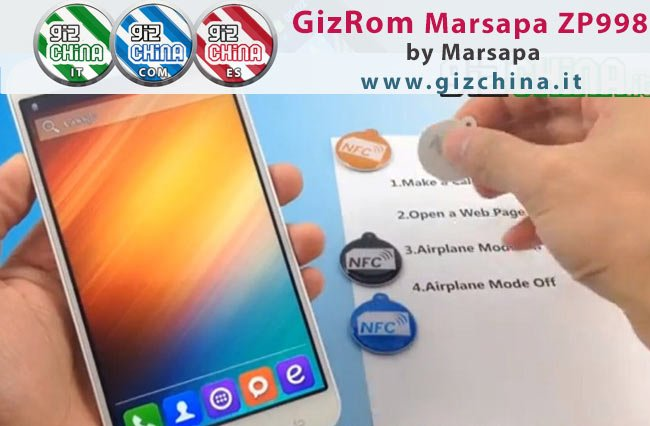 GizChina rom per zp998