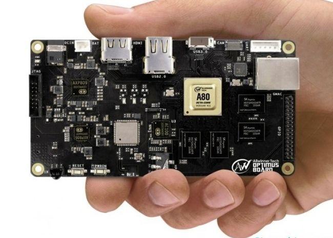 Allwinner A80 8-core