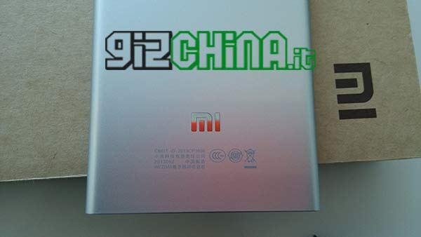 Xiaomi Mi3 na Itália em GizChina.it
