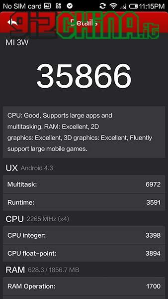 Esclusiva: Xiaomi Mi3 Snapdragon 800 unboxing by GizChina.it!