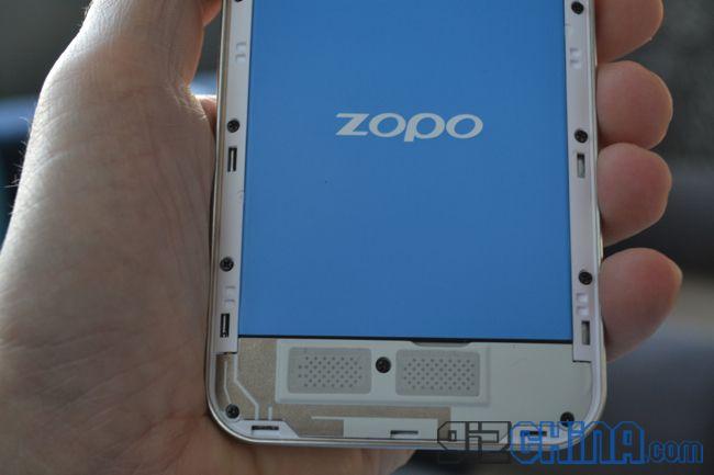 Recensione dello ZOPO ZP998 8-core [versione pre-produzione]