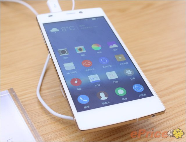 Gionee Elife s 5.5