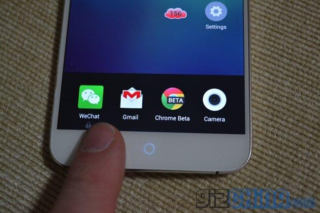 Meizu MX3 multitasking