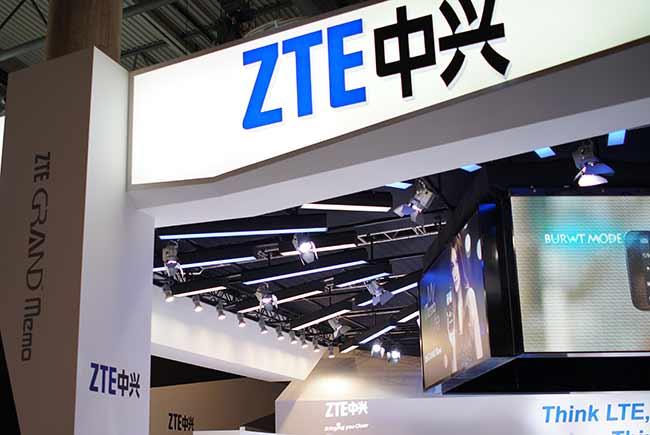 A ZTE confirma que o Grand MEMO II LTE será apresentado no próximo MWC