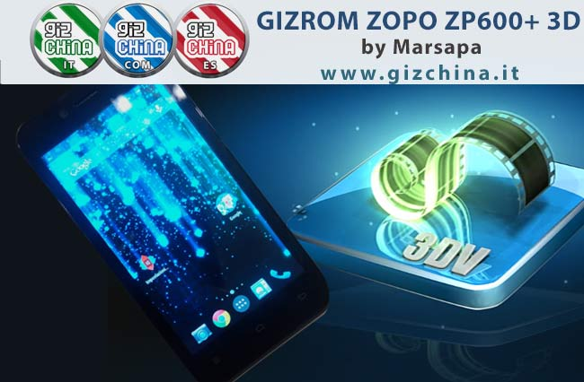 First GizChina ROM for ZOPO ZP600 + 3D octacore by Marsapa!