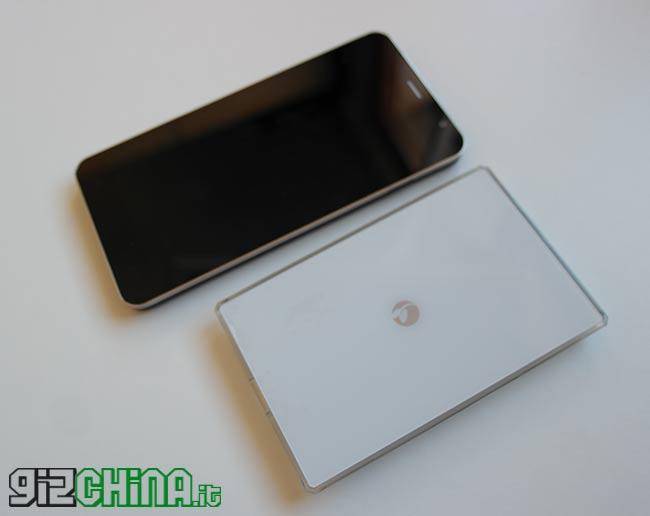 Ricarica Wireless per JiaYu S1