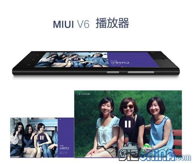 Concept: MIUI V6, design flat ed elegante!