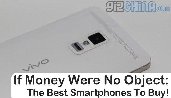 I migliori smartphone acquistabili senza problemi di budget- dettaglio del Vivo Xplay 3s
