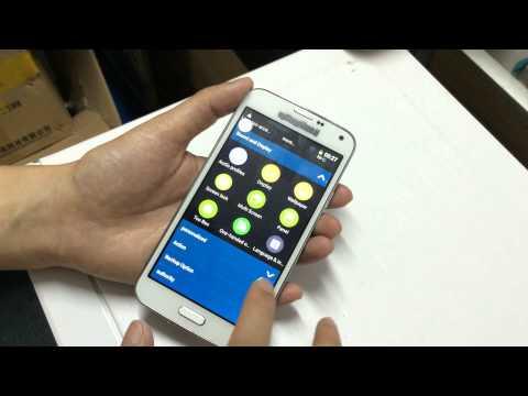Clone del Samsung Galaxy S5