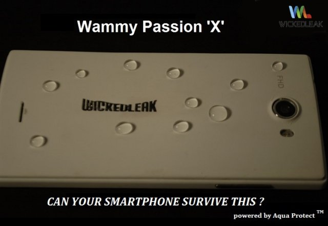 Wammy Passion X