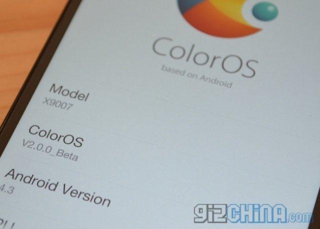 Color de OS 2.0