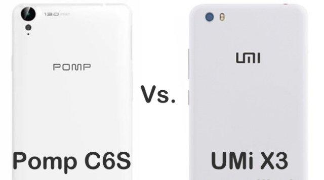 EL DESAFÍO - Pomp C6S vs UMI X3