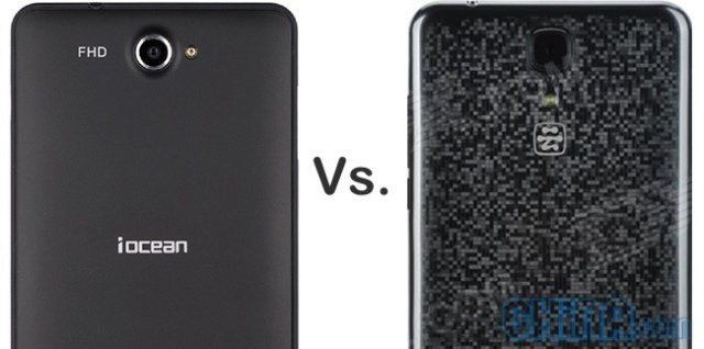 O DESAFIO - iOcean G7 vs UMi Cross